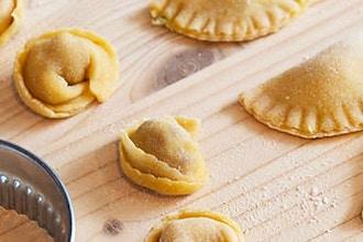 Hands-On Fresh Pastamaking, Filled Shapes: Valentine
