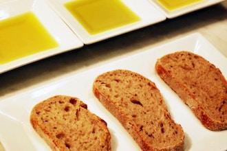 Guided Tasting: Extra Virgin Olive Oil, New Harvest