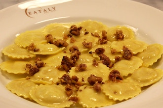 Flash Demo: Lidia's Pear & Mascarpone Ravioli