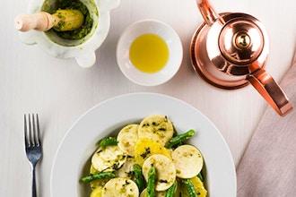 The Wonderful World of Pesto