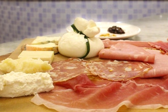 Guided Tasting: Cheese & Salumi 101