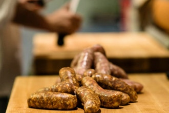 Sausage Making 101, Hands-On