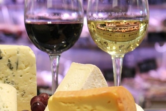 Guided Tasting: Springtime Cheeses