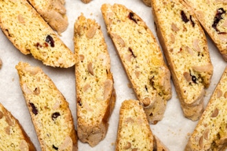 Behind the Scenes: Hands-On Biscotti di Fragola