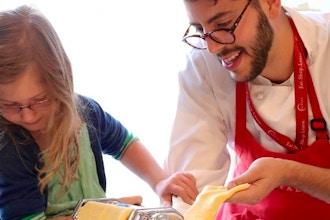 Kids' Kitchen: Fresh Egg Pasta
