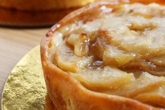 Hands-On Pastry Workshop: Apple Crostata