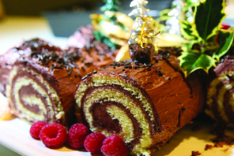 Hands-On Pastry Workshop Christmas Edition: Yule Log