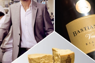 An Evening with Joe Bastianich & Grana Padano