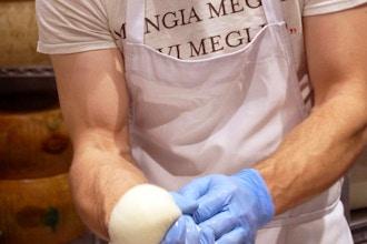 Hands-On Mozzarella Making