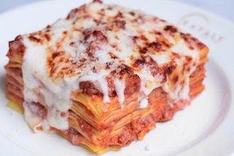 An Evening in La Scuola: Build Your Own Lasagne