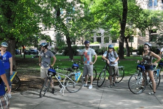 Friendly Neighborhoods Bike Tour (Child / Senior)