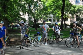 Friendly Neighborhoods Bike Tour (Child / Senior)