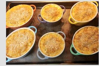 Virtual Cooking Demo: Bacon-Jalapeño Mac-n-Cheese