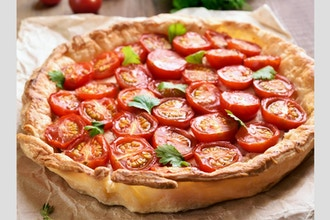 Virtual Cooking Demo: Fresh Tomato Pie