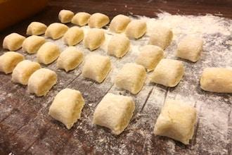 Virtual Family Night Cook Along: Ricotta Gnocchi