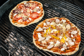 Pizza on the Grill: Outdoor Hands-On Class