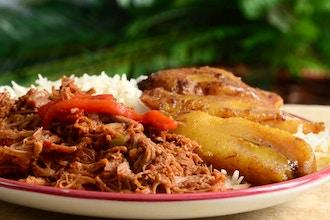Virtual Cook Along: Trip to Cuba Workshop