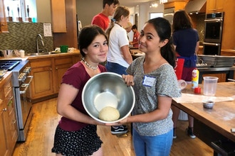 Teen Camp: Baking Around the World