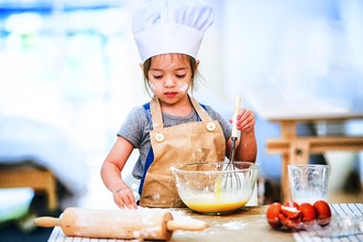 Four-Day Kids' Camp: Breakfast to Bedtime