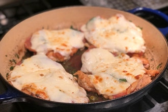 Virtual Family Night: Chicken Saltimbocca