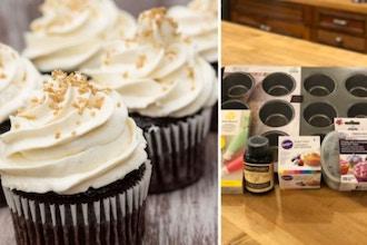 Virtual Cook Along: Cupcake