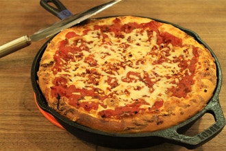 Family Night: Deep Dish Pizza Party