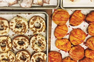 Donut Boot Camp: Summer Menu