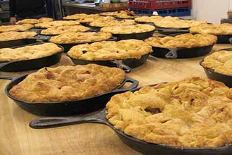 Virtual Cooking Demo: Famous Apple Pie