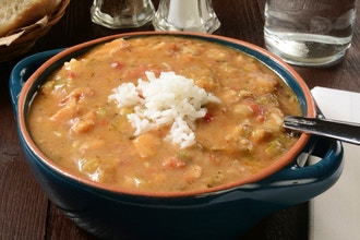 Virtual Cook Along: Shrimp and Andouille Sausage Gumbo