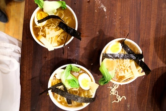 Jr. Chef: Homemade Ramen and Dumplings