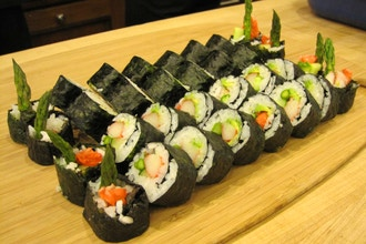 Virtual Sushi Night