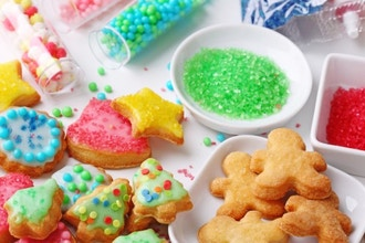Kids' Cooking: Holiday Cookies