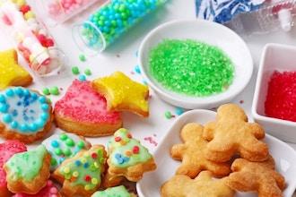 Kids' Cooking: Holiday Cookies