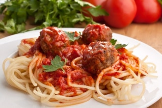 Kids' Cooking: On Top of Spaghetti