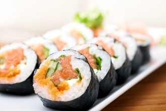 Kids' Cooking: Sushi