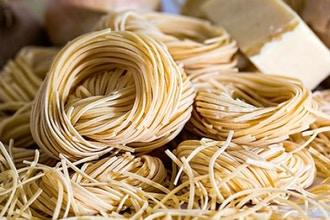 Pasta Workshop: Fall Menu