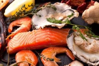 Seafood 101: Spring Menu