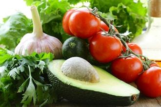 Vegan Gourmet: The Art of Raw Food