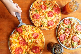 Kids' Cooking: Pizza Party