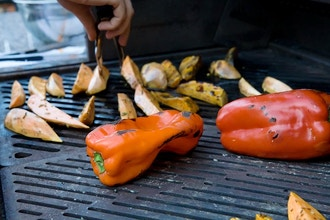 Vegan BBQ on the Grill: Outdoor Hands-On Class
