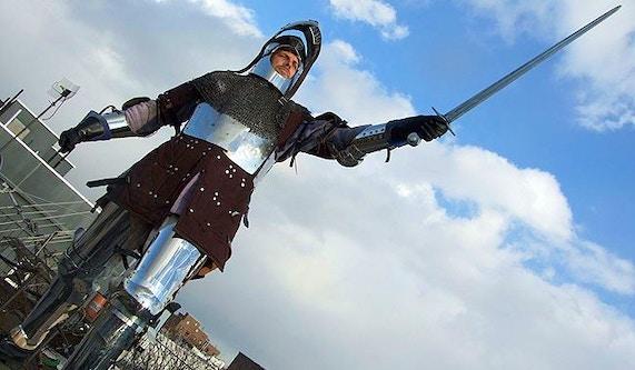 New York Knights Combat