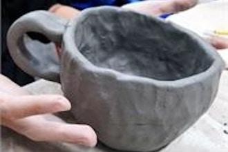 Intro to Hand Building Ceramics (age 16+)