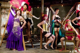 Sing and Sling: Broadway Burlesque