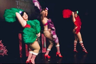 Improvised Burlesque (All Levels)