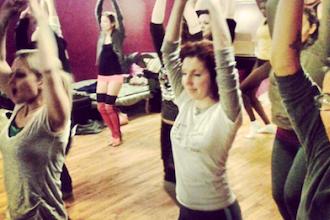 Goddess Yoga Flow