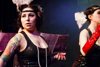 Unleashing Your Inner Goddess Part II (Burlesque)