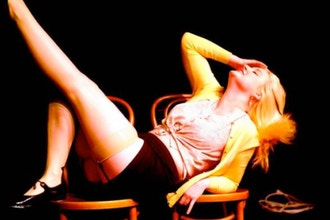 The Hot Seat: Seductive Chair Dancing (All Levels)