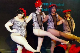 Burlesque for Moms