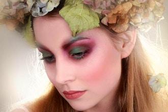 Spring Fantasy Make-Up (NYC)