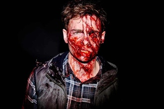 Intermediate Special Effects Make-up: Zombie (Chicago)